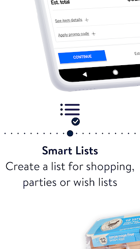 Screenshot for Walmart in United States Play Store