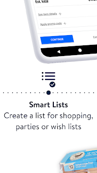 Download Walmart APK latest version app for android devices