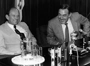 General Magnus Malan with Pik Botha.