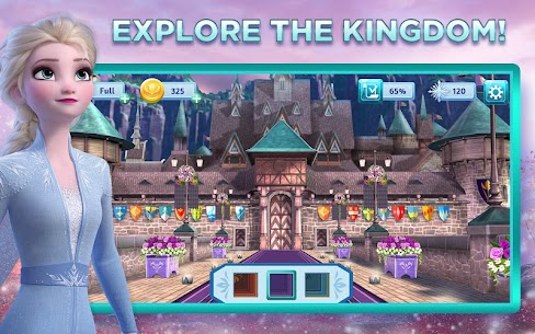 Disney Frozen Adventures Mod Apk Download – A New Match 3 Android Game 1