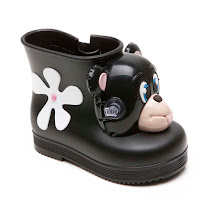 Mini Melissa Jeremy Scott Mini Bootie JEREMY SCOTT BOOT