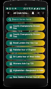 Live Cricket Score 2018 – schedule & Cricket NEWS 6