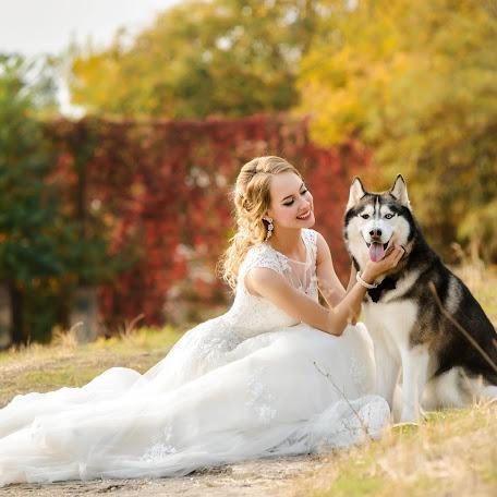 Wedding photographer Darya Orfeeva (Orfeeva). Photo of 24.03.2017