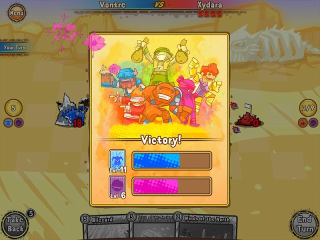 android Cards and Castles Screenshot 4
