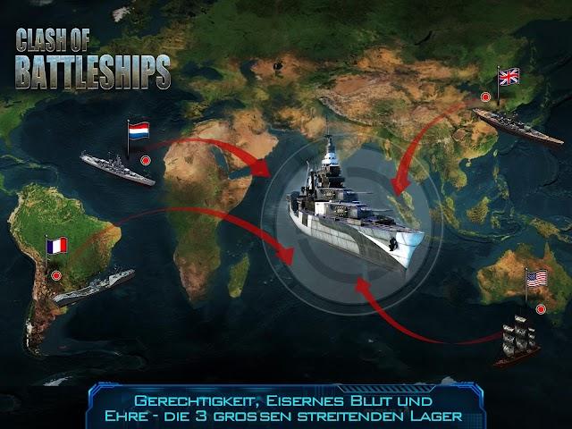 android Clash of Battleships Screenshot 12