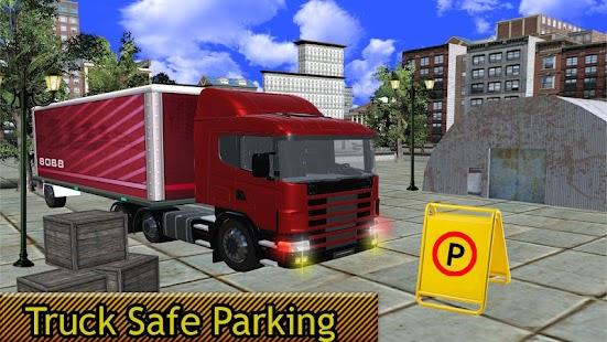 Real Truck Parking Simulator : Legend Driver - náhled
