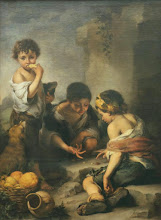 Photo: Bartolomé Esteban Murillo, Beggar Boys Playing Dice, Ca. 1675
