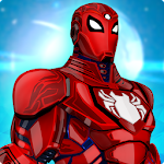 The Amazing Iron Spider Icon