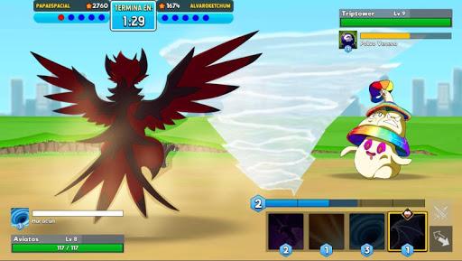Télécharger Monster Masters  APK MOD (Astuce) screenshots 3