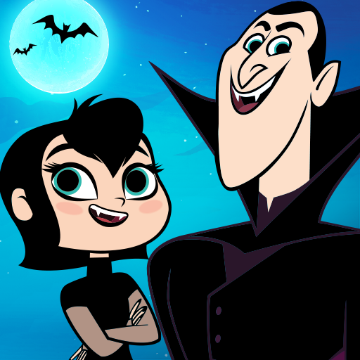 Hotel Transylvania Adventures - Run, Jump, Build! Icon