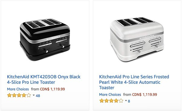 Toaster, affiliate program amazon