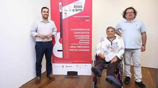 Las jornadas de homenaje a Antonio de Torres se afianzan en su segundo año