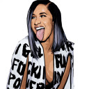 Cardi B HD Wallpapers Hip Hop New Tab Theme