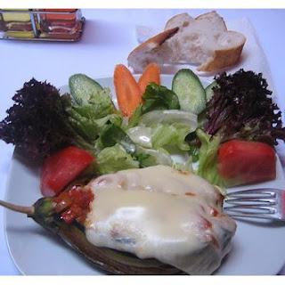Turkish Braised Eggplant.