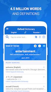 Oxford Dictionary with Translator v3.3.210 [Premium] APK 1