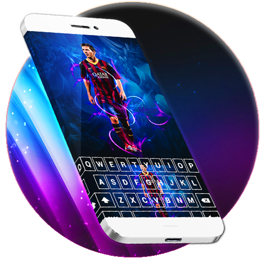 Keyboard for Messi  & Football 2018