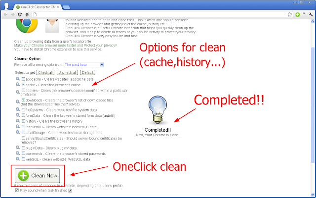history cleaner for google chrome free download