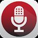 ボイスレコーダー - Androidアプリ