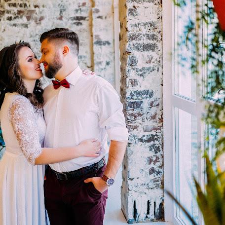 Wedding photographer Lyudmila Tolina (milatolina). Photo of 07.02.2018