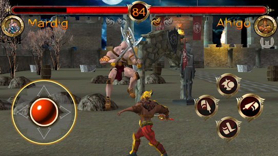 Terra Fighter – The Fighting Games 5