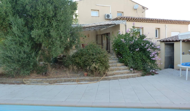 Villa avec piscine et terrasse La Cadière-d'Azur