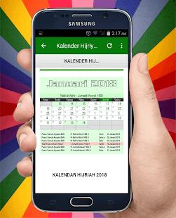 Kalender 2018 & Kembang Api Petasan - náhled