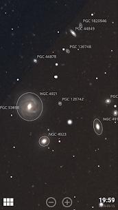 Stellarium Mobile Plus: Mapa de Estrellas 8