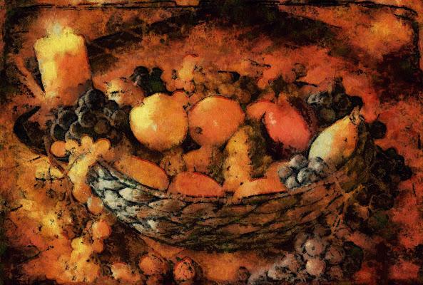 il cesto di Paul Cézanne di ggii1966
