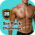 Six Pack Challenge In 28 Days--Home Workout APK