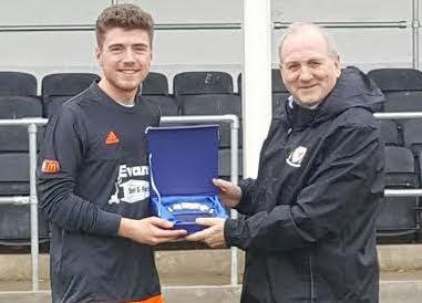 League award for Harding