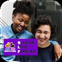Asian Men & Black Women Mingle (AMBW Dating App) icon