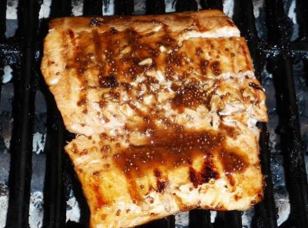 Easy Baked Honey Glazed Salmon Recipe