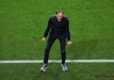Thomas Tuchel élu meilleur entraîneur allemand de l'année