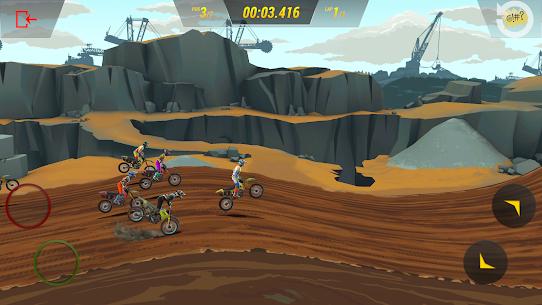 Mad Skills Motocross 3 Mod Apk 1.3.4 (Free Shopping) 4