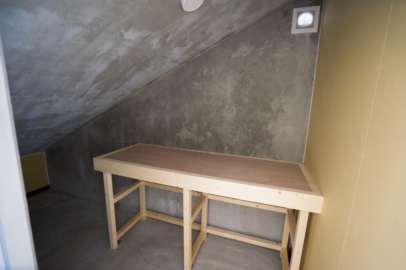 3LDK・納戸(1階廊下部分)・6号