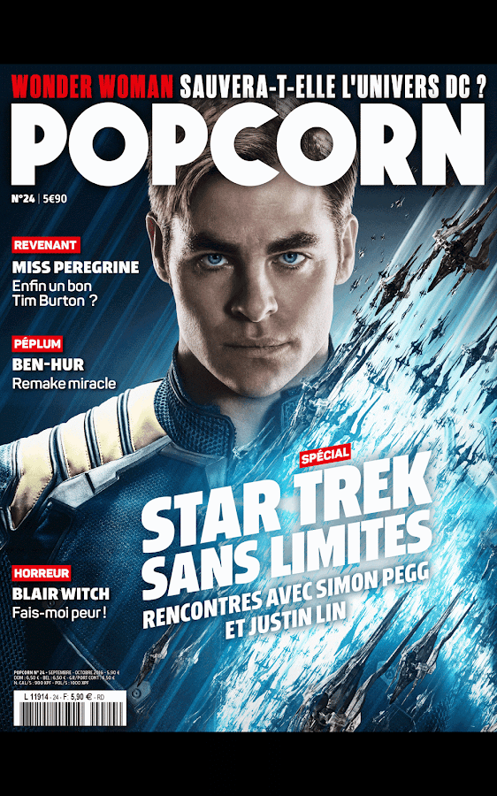 Popcorn Magazine - Android Apps on Google Play