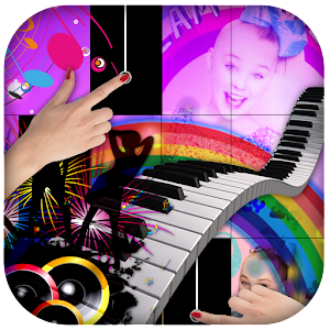 jojo siwa Music Piano Tiles 2018
