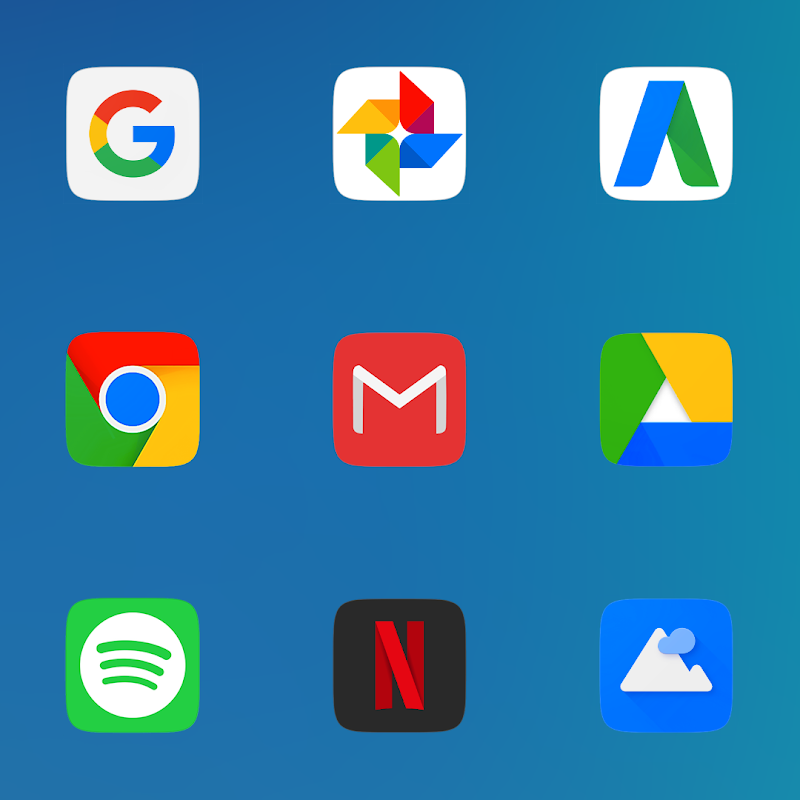 MIUI ORIGINAL - ICON PACK Screenshot 4