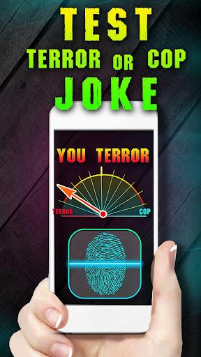 テストテロやコップジョーク