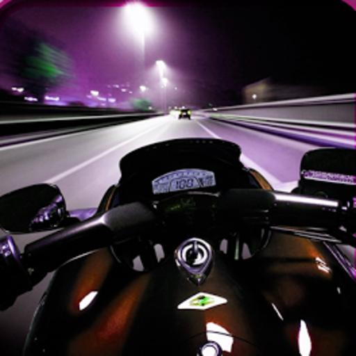 Night Moto Race