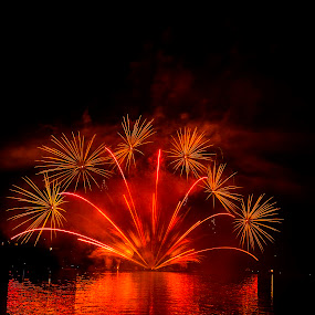 Ignis Brunensis 2017 by Milan Pastorek - Abstract Fire & Fireworks