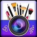 Face Makeup-Selfie Camera Photo Editor icon