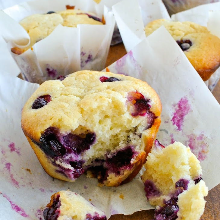 Chasing Dreams of The Perfect Blueberry Muffin