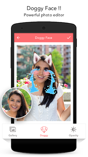 Doggy Face For Snapchat 1.21 screenshots 3