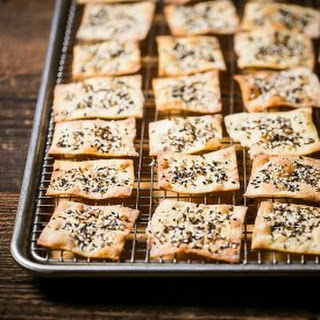Seeded Buttermilk Crackers Recipe