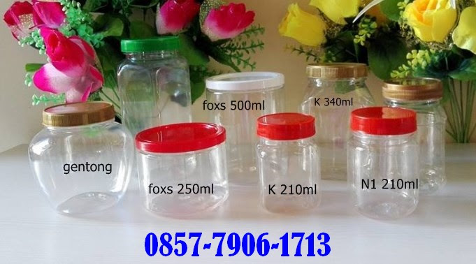 supplier botol selai plastik WA 085101413394