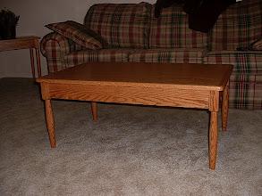 Photo: Coffee Table - Oak