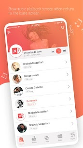 MP3 player – supporting sound adjustment App Download 3