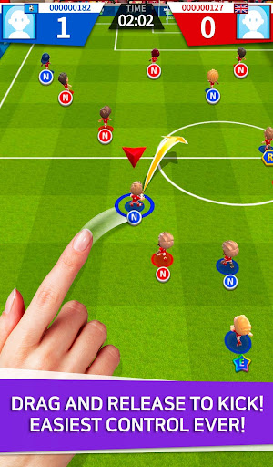 World Soccer King - Multiplayer Football 1.0.4 screenshots 14