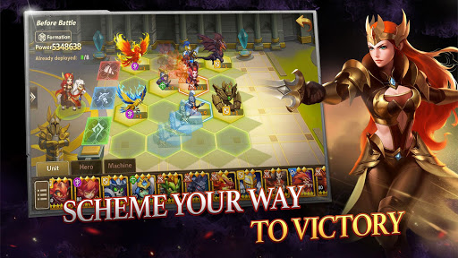 Might & Magic: Era of Chaos 1.0.122 screenshots 6